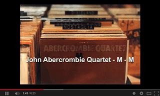 ジョン・アバークロンビー - M