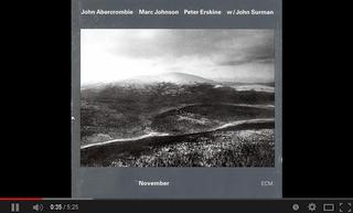 ジョン・アバークロンビー - To Be