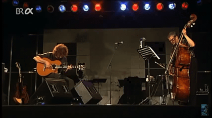 Pat Metheny With Charlie Haden