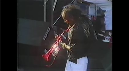 Miles Davis Live Under The Sky 85