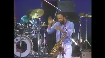 Grover Washington Jr LIVE