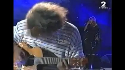 Pat Metheny and Anna Maria Jopek