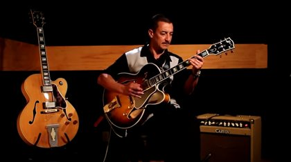 Gibson L-5 Wes Montgomery