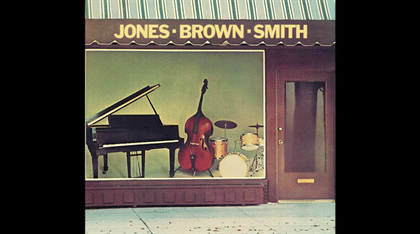 Hank Jones, Ray Brown, Jimmie Smith - Spring Is Here