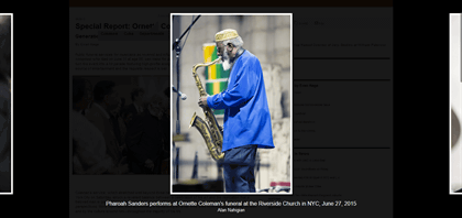 Jazz Articles: Special Report: