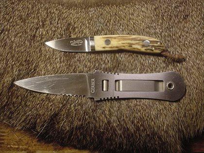 2本のナイフ