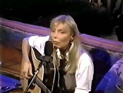 Joni Mitchell : Hejira