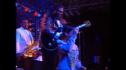 BB King Blues Band 'Chains of Love' 1993