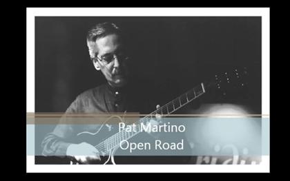 Pat Martino - Open Road