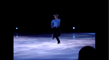 Jeff Buttle Ribbon in the Sky Stars on Ice 2008 - YouTube