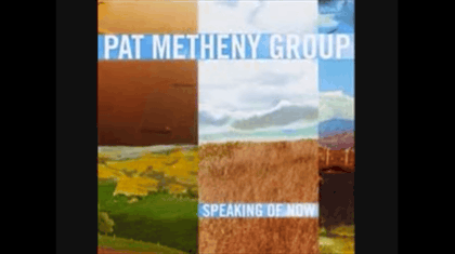 Pat Metheny Group - Speaking of now: ''As it is'' STUDIO VERSION - YouTube