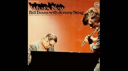 Bill Evans Trio with Jeremy Steig - Spartacus Love Theme - YouTube