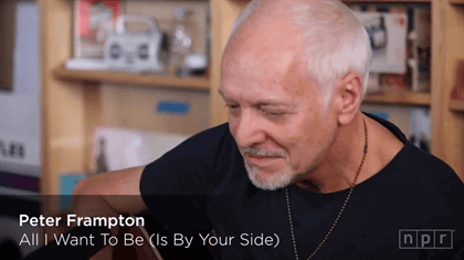 Peter Frampton: NPR Music Tiny Desk Concert - YouTube