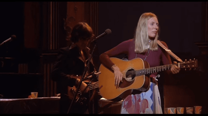 Joni Mitchell - Coyote (The Last Waltz) - YouTube