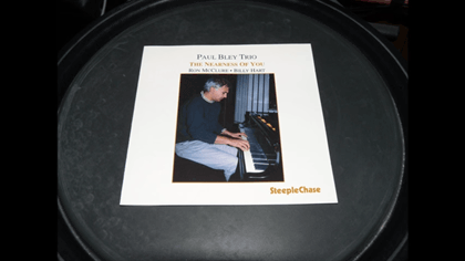 Paul Bley Trio - The Nearness of You - YouTube