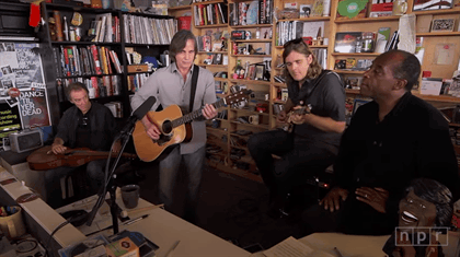Jackson Browne: NPR Music Tiny Desk Concert - YouTube