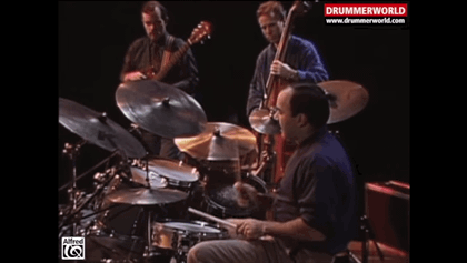 Peter Erskine - John Abercrombie - Marc Johnson: Furs On Ice - YouTube