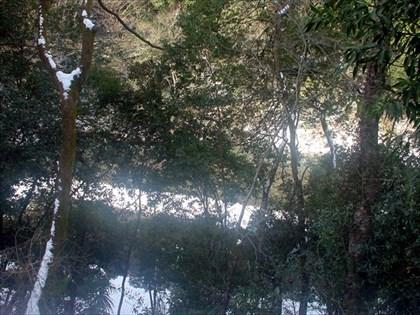 奥多摩は雪・2
